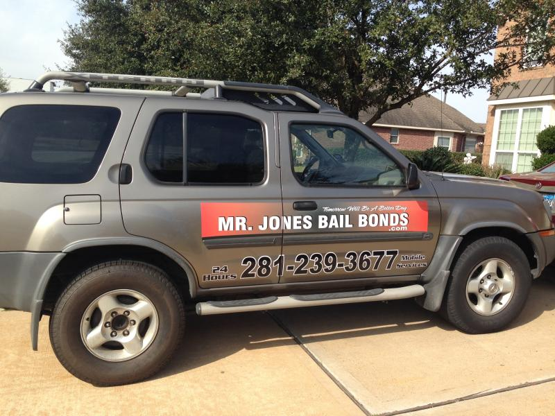Mr. Jones Bail Bonds